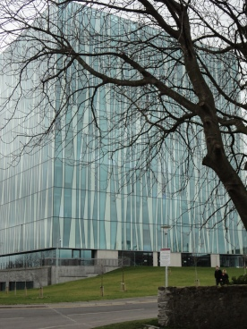 Sir Duncan Rice Library